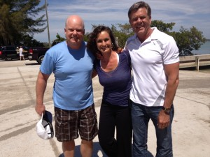 Eric Worre & Blake & Angie Warrington